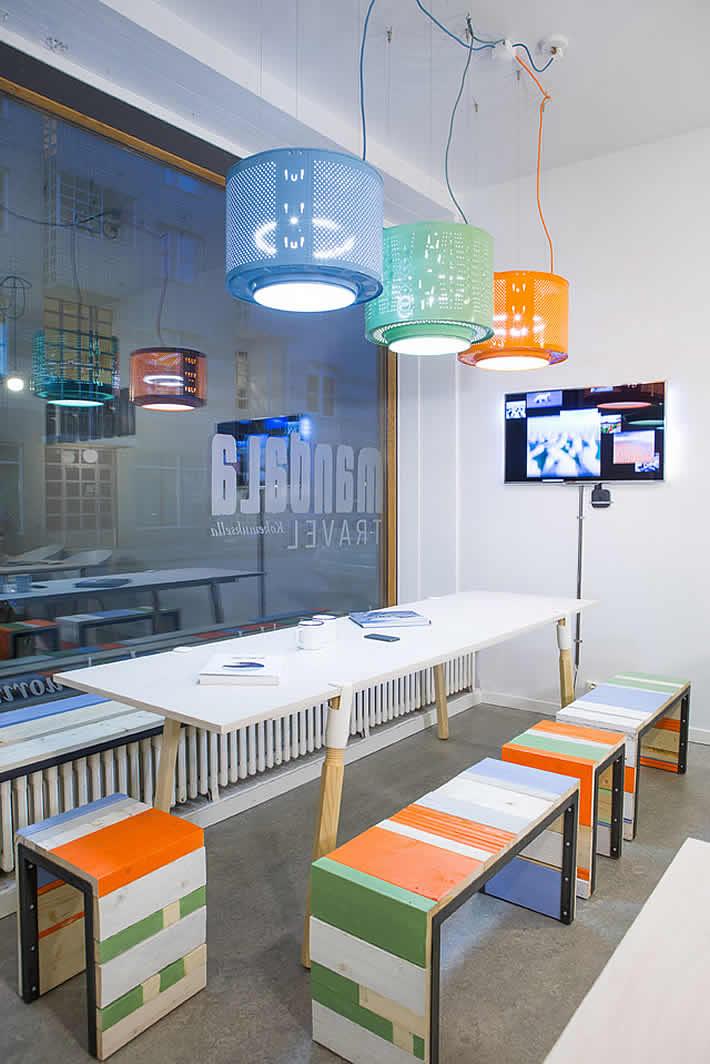 Mindful design voor nieuw interieur Mandala travel door Willem Heeffer