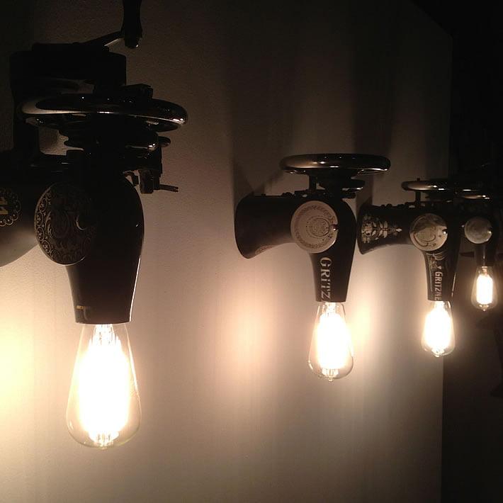 Stefan van der Bijl: Van antieke naaimachines naar geweldige lampen