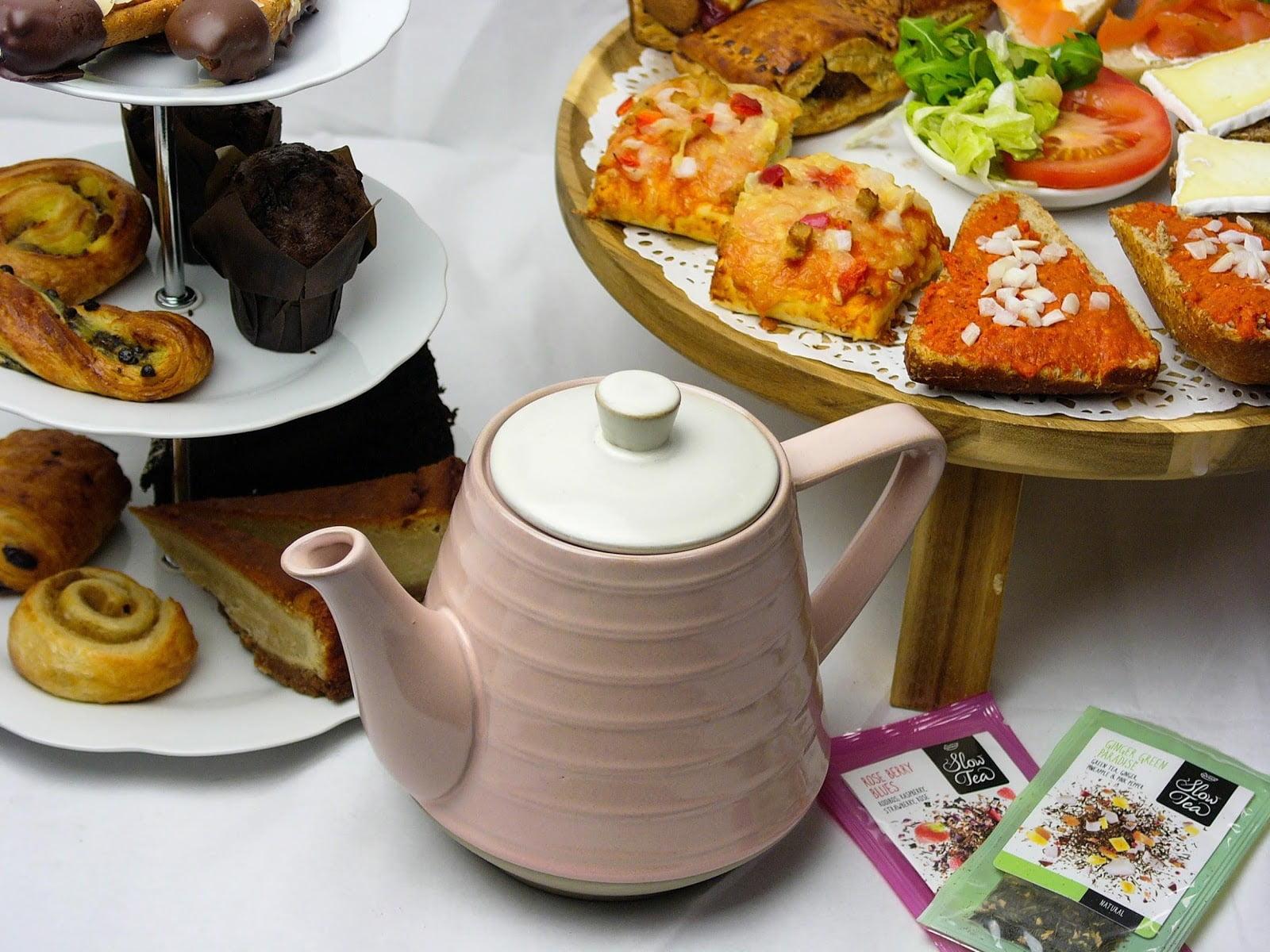 High tea afbeelding